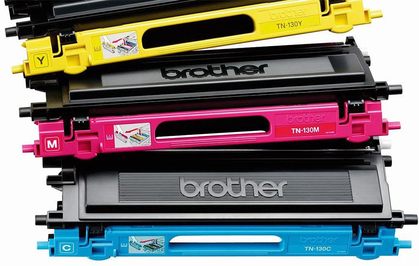 Tóneres Brother colores